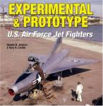 39572 - Jenkins-Landis, D.R.- T.R. - Experimental and Prototype. US Air Force Jet Fighters