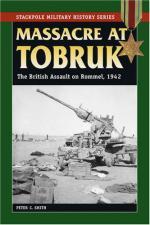 39645 - Smith, P.C. - Massacre at Tobruk. The British Assault on Rommel 1942