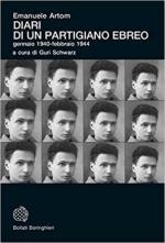 39870 - Artom, E. - Diari di un partigiano ebreo. Gennaio 1940-febbraio 1944