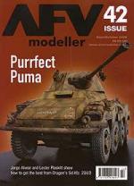 39895 - AFV Modeller,  - AFV Modeller 042. Purrfect Puma