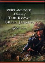 39918 - Pringle, A. cur - Swift and Bold. A Portrait of the Royal Green Jackets 1966-2007
