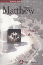 40032 - Matthew, D. - Normanni in Italia (I)