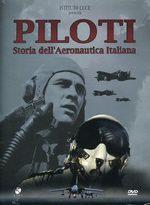 40039 - Tiberi, L. cur - Piloti. Storia dell'aeronautica italiana DVD