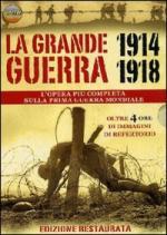 40064 - AAVV,  - Grande guerra 1914-1918 (La) - Cofanetto 3 DVD