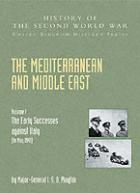 40070 - AAVV,  - Mediterranean and Middle East Vol I: The early Successes against Italy (to March 1941)