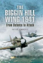 40086 - Caygill, P. - Biggin Hill Wing 1941. From Defence to Attack (The)