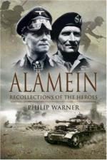 40096 - Warner, P. - Alamein. Recollection of the Heroes