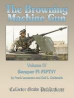 40108 - Iannamico-Goldsmith, F.-D.L. - Browning Machine Gun Vol IV: Semper Fi Fifty! (The)