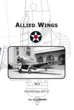 40180 - Listemann, P.H. - Allied Wings 03: Northrop BT-1