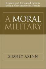 40200 - Axinn, S. - Moral Military (A) Rev. Ed.