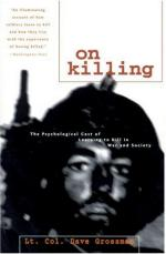 40204 - Grossman, D. - On Killing. The Psychological Cost of Learning to Kill in War and Society Rev. Ed.