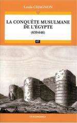 40305 - Farale, D. - Conquete musulmane de l'Egypte 639-646 (La)