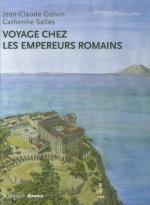 40311 - Salles-Golvin, C.-J.C. - Voyage chez les empereurs romains. Ier siecle av. J.C.- IVe siecle apr. J.C.