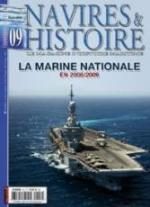 40318 - Magueur, B. - HS Navires&Histoire 09: La Marine Nationale en 2008/2009 Part 1
