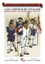 40326 - Luzariaga-Greve-Fernandez, J.C.-P-C. - Guerreros y Batallas 046: Las campanas de Cevallos 1762-1777