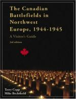 40342 - Bechthold-Copp, M.-T. - Canadian Battlefields in Northwest Europe 1944-45. A Visitor's Guide