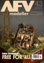 40361 - AFV Modeller,  - AFV Modeller 043. Free for all
