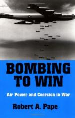 40371 - Pape, R.A. - Bombing to Win. Air Power and Coercion in War