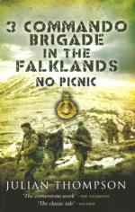 40404 - Thompson, J. - 3 Commando Brigade in the Falklands. No Picnic