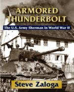 40502 - Zaloga, S.J. - Armored Thunderbolt. The Sherman Tank in WWII