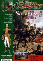40610 - Gloire et Empire,  - Gloire et Empire 22: Saragosse 1808-1809