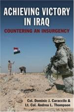 40625 - Caraccilo-Thompson, D.J.-A.L. - Achieving Victory in Iraq. Countering an Insurgency