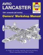 40698 - Cotter-Blackah, J.-P. - Avro Lancaster. Owners' Workshop Manual. 1941 onwards (all marks)