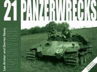40760 - Archer-Neely, L. - Panzerwrecks 21. German Armour 1944-45 Minor Damages