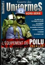 40775 - AAVV,  - Equipement du Poilu 1914-1918 - Gaz. des Uniformes HS 24 (L')