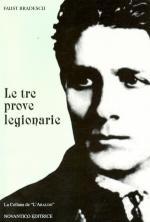 40824 - Bradescu, F. - Tre prove legionarie (Le)