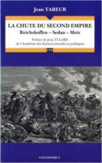 40866 - Tabeur, J. - Chute du Second Empire - Reichshoffen, Sedan, Metz (La)
