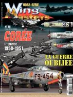 40931 - Wing Masters, HS - HS Wing Masters V.S. 015: Coree. La guerre oubliee Vol 1: 1950-51