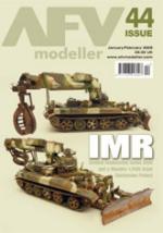 40961 - AFV Modeller,  - AFV Modeller 044. IMR