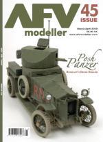 40962 - AFV Modeller,  - AFV Modeller 045. Posh Panzer