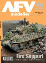 40963 - AFV Modeller,  - AFV Modeller 046. Fire Support