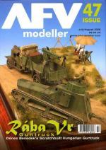 40964 - AFV Modeller,  - AFV Modeller 047. Raba Vr