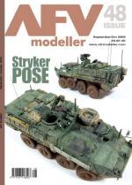 40965 - AFV Modeller,  - AFV Modeller 048. Stryker Pose