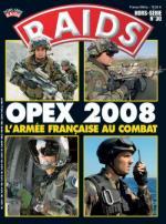 40972 - Raids, HS - HS Raids 30: OPEX 2008 L'Armee Francaise au Combat OFFERTA!