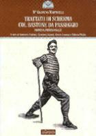 40997 - Martinelli, G. - Trattato di scherma col bastone da passeggio. Difesa personale