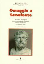 41045 - Gennero, M. cur - Omaggio a Senofonte. Atti del convegno