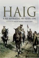 41065 - Bond-Cave, B.-N. cur - Haig: A Re-Appraisal 80 Years On