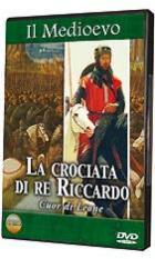 41074 - AAVV,  - Crociata di Re Riccardo. Cuor di leone (La) DVD