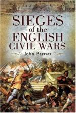 41105 - Barratt, J. - Sieges of the English Civil War