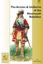 41107 - Scott, C. - Armies and Uniforms of the Monmouth Rebellion (The)