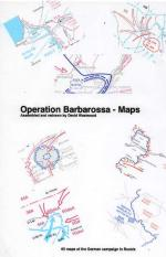 41168 - Westwood, D. - Operation Barbarossa. Map Set
