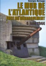 41279 - Bernage, G. - Mur de l'Atlantique face au debarquement. 6 juin 1944