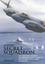 41669 - Curtis, D. - Most Secret Squadron (A)