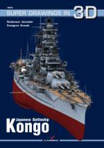41703 - Goralski-Nowak, W.-G. - Super Drawings 3D 05: Japanese Battleship Kongo