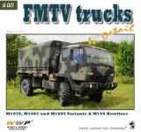 41713 - Zwilling, R. - Present Vehicle 21: FMTV trucks in detail. M1078, M1083 and M1084 Veriants and M198 Howitzer