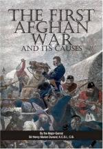 41729 - Durand, H.M. - First Afghan War and its Causes (The)